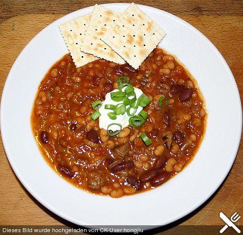 Original Chili con carne (Rezept mit Bild) von Delphinella | Chefkoch.de