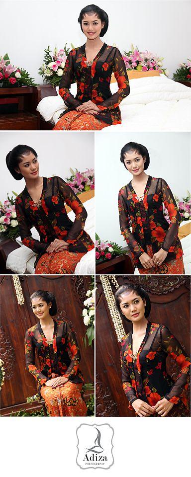 The Beauty of Javanese Bride.