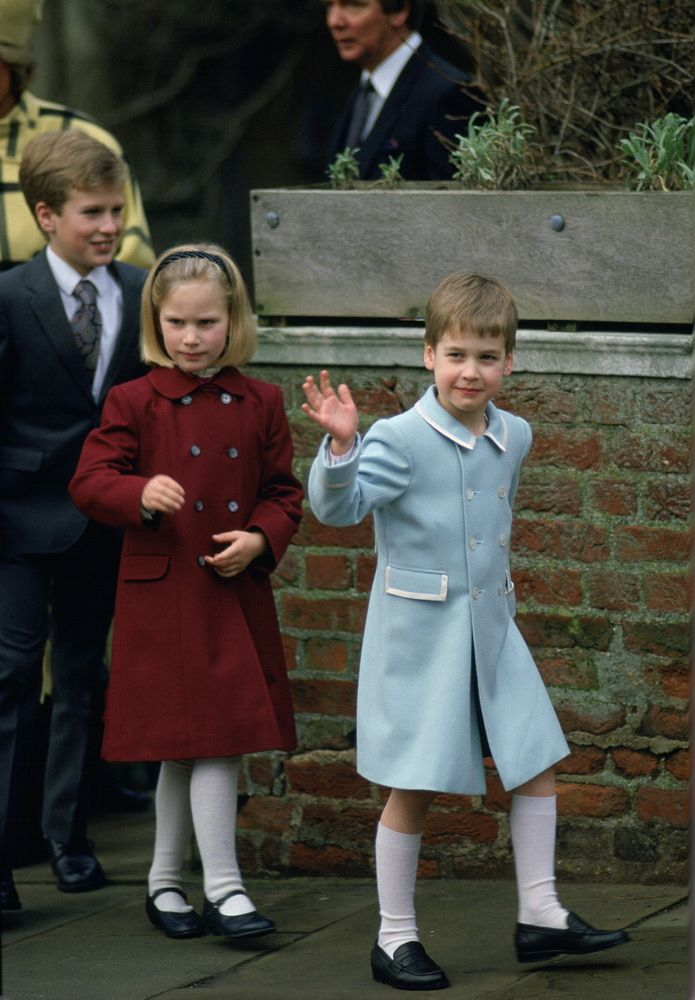 Zara Phillips 39 Style Prince William And Duches Of