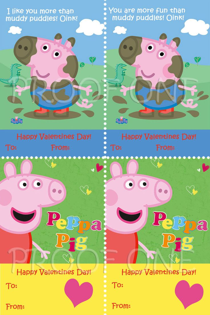 21 best Valentines Day images on Pinterest | Peppa pig, Heart and Hearts
