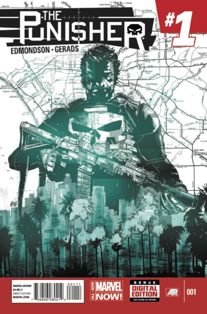 The Punisher (Volume) - Comic Vine