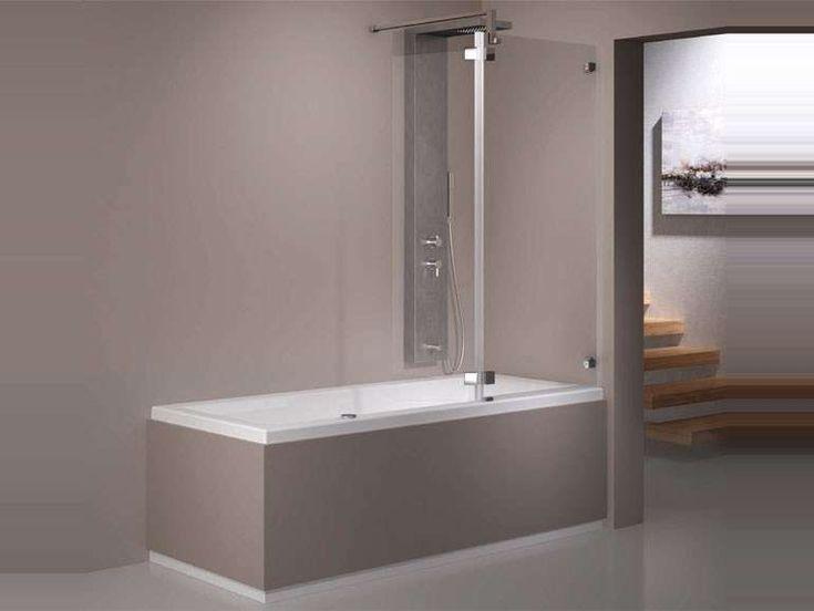 Oltre 1000 idee su vasca da bagno doccia su pinterest - Vasca da bagno libera installazione ...