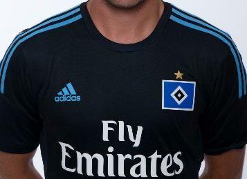 Hamburger SV 2013/14 adidas Away Kit
