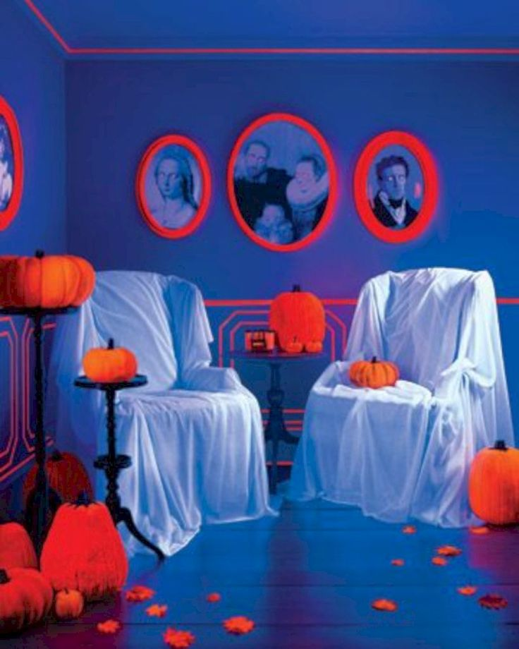 30 Halloween Black Decor Ideas To Scary Party Ever Decoration
