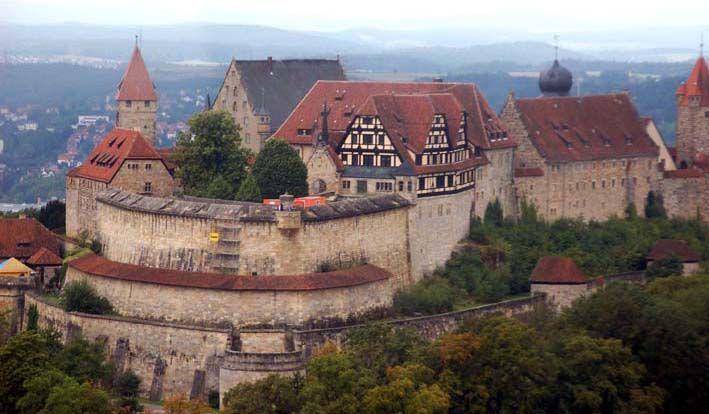 Coburg Deutschland Hotels