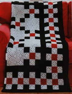 Afghans to Adore - Crochet Patterns