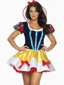 Snow White sexy adult costume