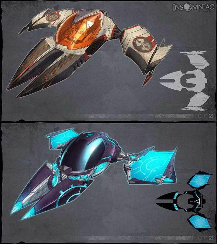 Como comenté en la entrada previa, el videojuego de Ratchet and Clank destaca por su diseño de armas, vehículos y coloridos planetas a los que viaja Ratchet en compañía de su inseparable compañero …