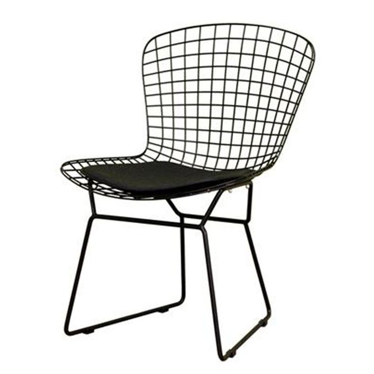 59 best dining chairs images on pinterest | chairs, harry bertoia