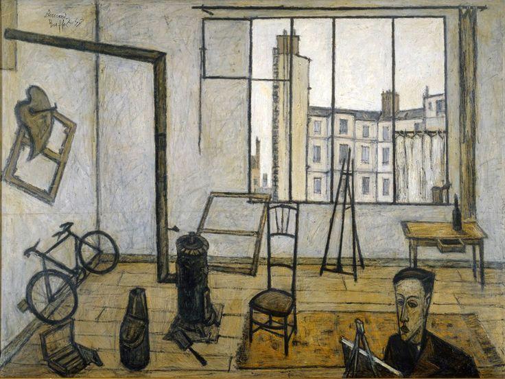 Bernard Buffet, une célébrité méconnue au Musée d'art moderne de la Ville de Paris