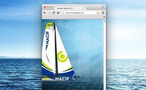Participez virtuellement à des courses à la voile avec Virtual Regatta - Orange le collectif  http://lecollectif.orange.fr/jeux/virtual-regatta#