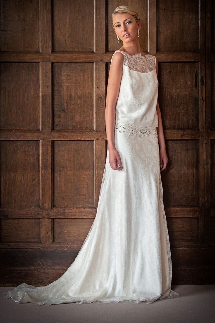 Roaring 20s Style Wedding Dress