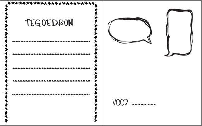 voorbeeld-tegoedbon
