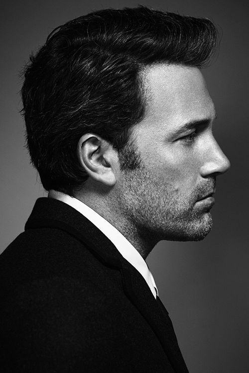 Ben Affleck photographed by John Russo
