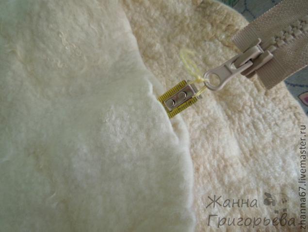 Эксперимент со вставкой молнии в валяные куртки - Ярмарка Мастеров - ручная работа, handmade