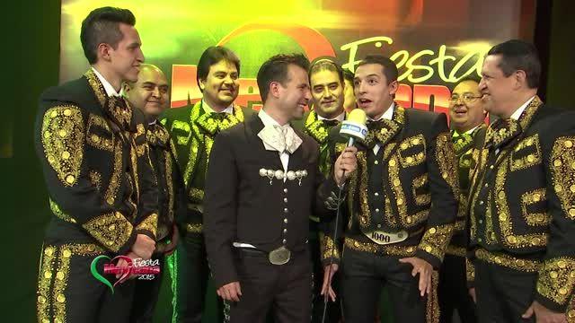 El mariachi más famoso de México, el mariachi Gama 1000 acompañará en esta Fiesta Mexicana a las estrellas de la música regional de nuestro país.
