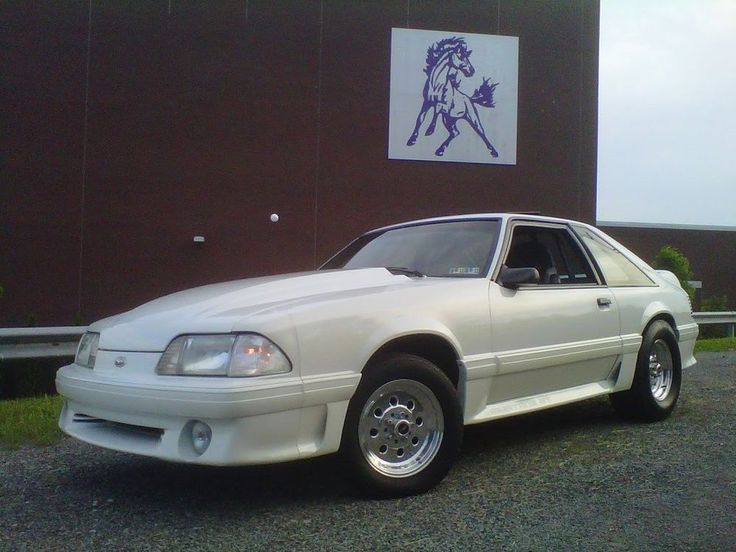 eBay: 1993 Ford Mustang GT 1993 Ford Mustang GT Foxbody #fordmustang #ford