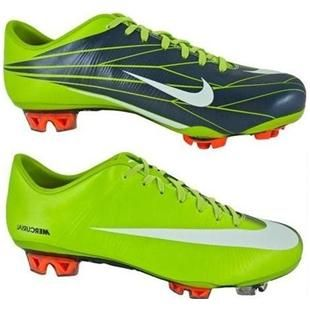 www.asneakers4u.com New Nike Mercurial Vapor Superfly II FG Soccer  Cleats In Apple Green cheap cleats out of stock