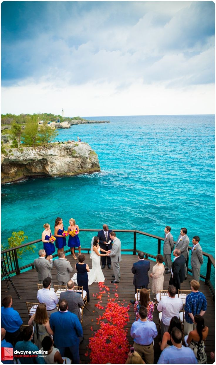 Destination Wedding location Jamaica