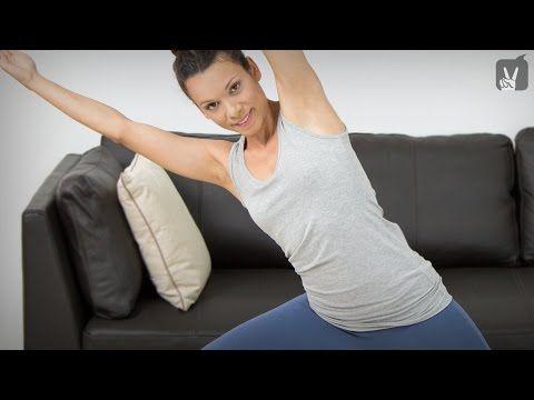 Yoga für den flachen Bauch: Das Workout zum Wohlfühlen!