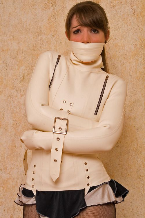 96 best straight jacket bondage images on Pinterest | Straitjacket ...