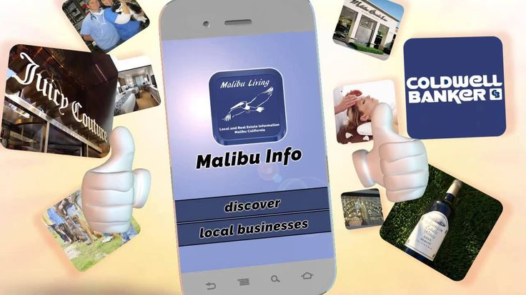 MalibuLiving California   Real Estate & Information Promo For Malibu Living App Malibu Living App. Here you can find the amazing houses, estates along the bluffs, vast miles of beaches, superb shopping and dining attractions. Download the best Malibu Info App on the Market. We have the best info, events, and Real Estate choices in Malibu California http://malibuliving.org/