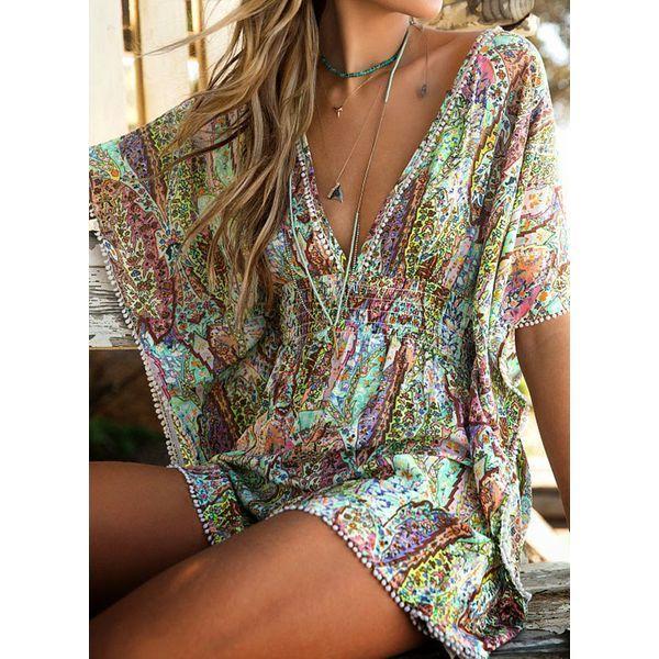 Polyester Pareos & Beachwear Bikinis und Bademode (30015421882)   – Other