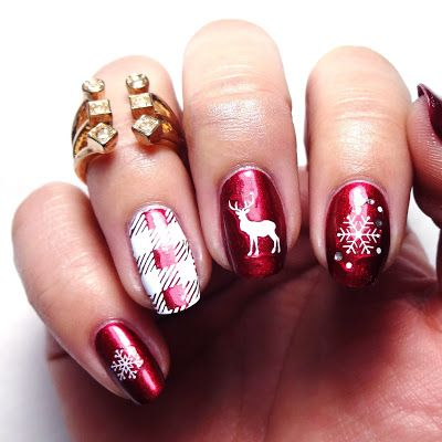 Lacquered Lawyer | Nail Art Blog: Don't Toy With My Heart
