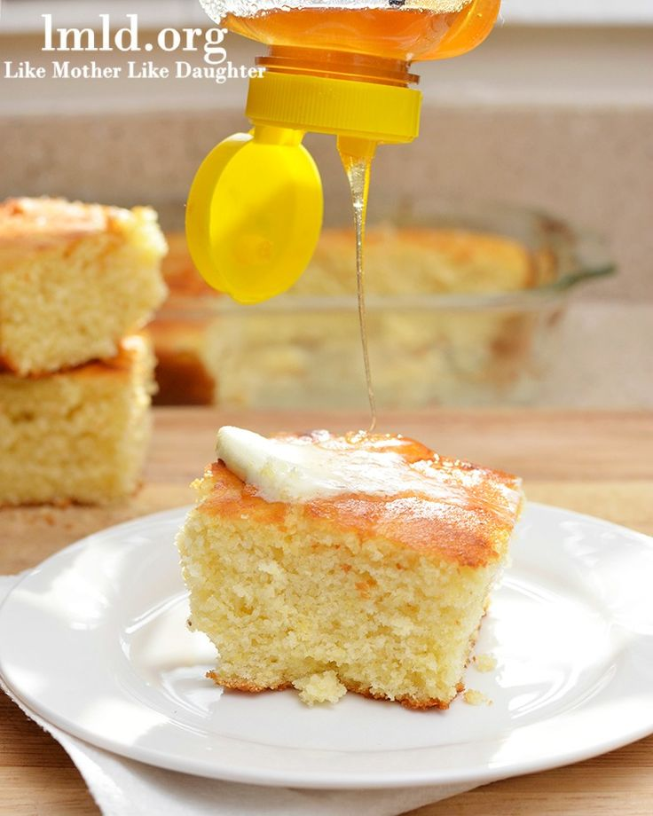 The best corn bread recipe. So good! #lmldfood
