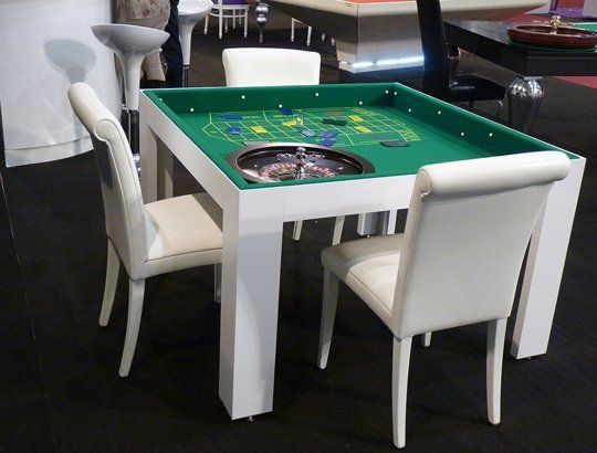 Merveilleux Pool Party Dinner U0026 Other Convertible Game Room Furniture