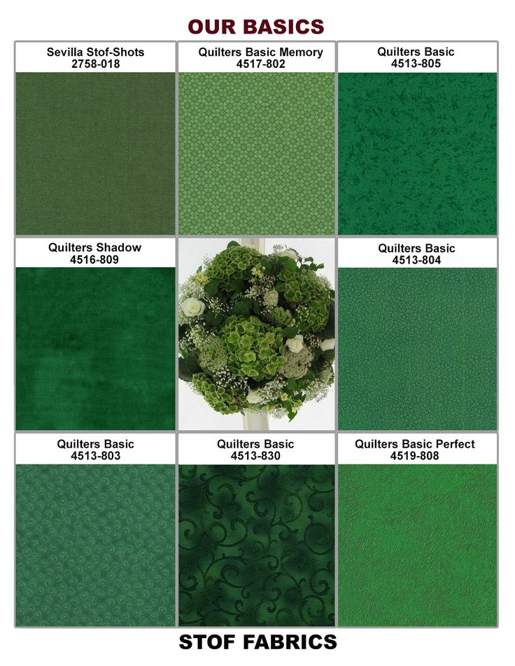 Treetop Plate (2015 Pantone Spring Color) with Stof Basic Collections.