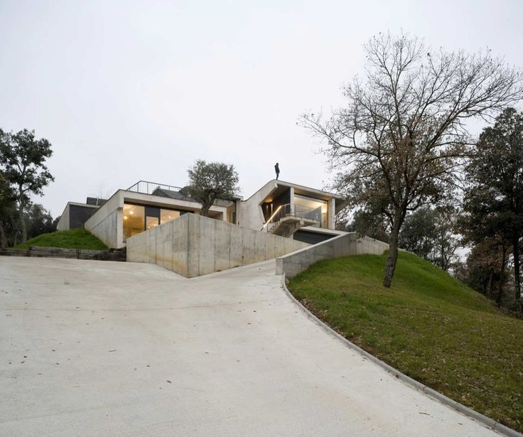 Moderne Innentreppen Ästhetik Qualität Metall Andri and Yiorgos Residenz