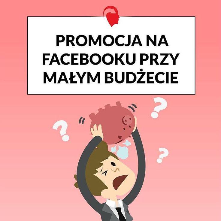Chcesz wypromować się na #facebook dysponując małym budżetem? Ten artykuł Ci pomożesprawnymarketing.pl/promocja-facebook
