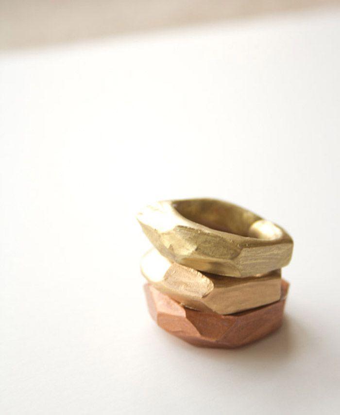 これなら作れる!ポリマークレイ・樹脂粘土でリングとブレス | Handful