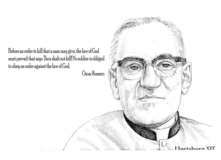 a biography of oscar arnulfo romero In light of the announcement today that pope francis approved the promulgation of the martyrdom of servant of god, oscar arnulfo romero galdamez (el salvador, 1917-1980), archbishop of san salvador, el salvador, killed in hatred of the faith on march 24, 1980, i offer the following brief biography.