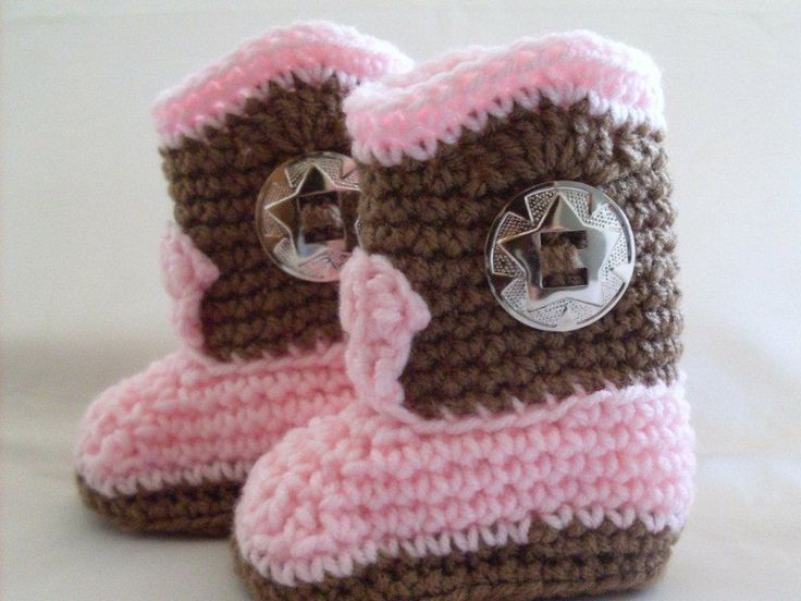 Baby Cowgirl Boots Cowboy Boots Girl by ButterflyKisses4Baby, $15.00