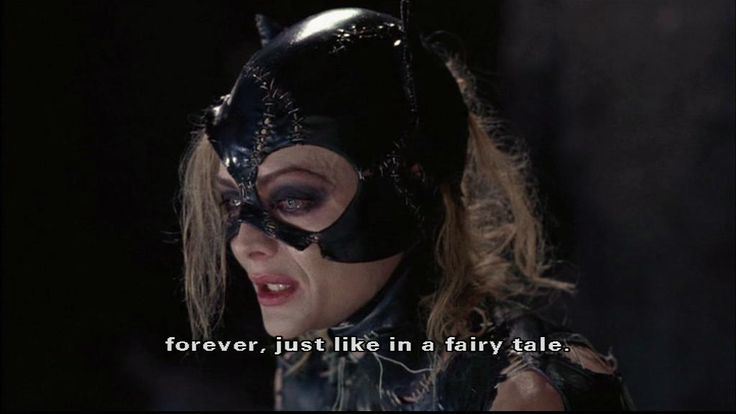 <3 Selina Kyle / Catwoman (played by) Michelle Pfeiffer (in) Batman Returns (1992) #mycapture #fairytale #foreVer