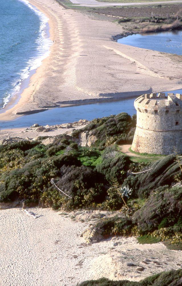 Tour génoise de Capitello à Porticcio - Golfe d'Ajaccio
