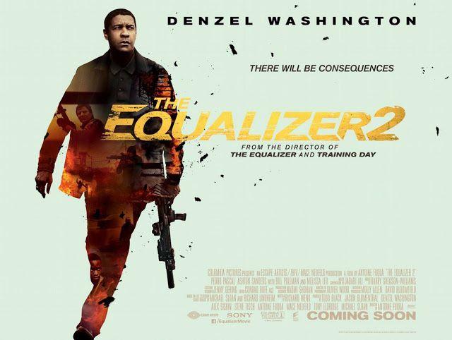 Denzel Washington Imparte Justicia En El Nuevo Tráiler De The Equalizer 2 Películas En Línea Gratis Denzel Washington Peliculas