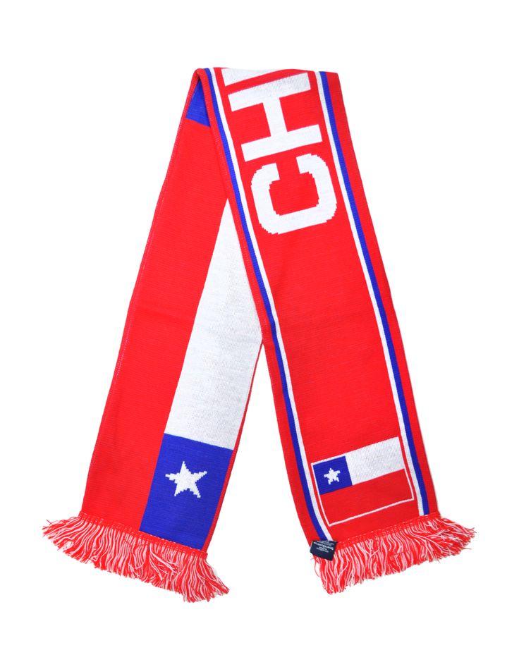Congrats to the Chile National Football team on winning the Copa América Centenario!
