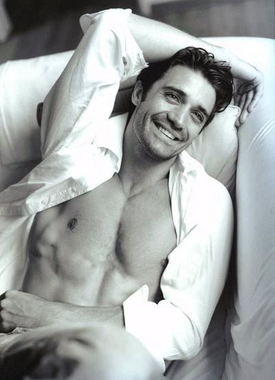 Robbed of the mirror ball trophy... but he can always have my heart. My favorite Frenchman, Gilles Marini!