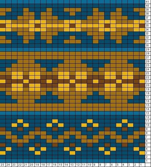 1317 best fair isle images on Pinterest | Charts, Colours and Free ...