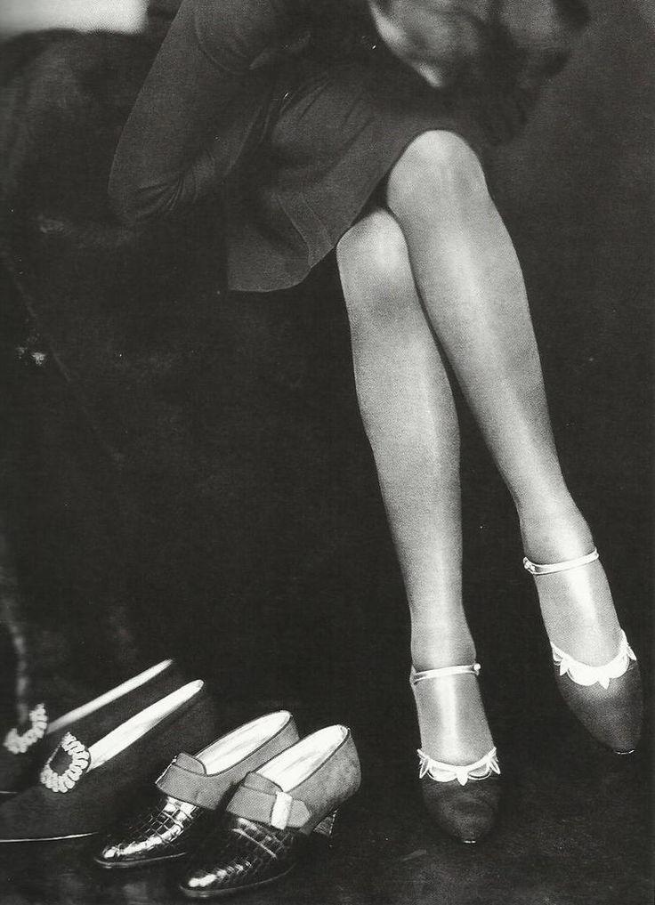 1925 shoes advertisement