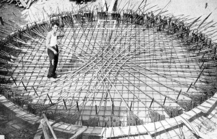 EDIFICIO D''ABITAZIONE, VIA GAVIRATE Milano – 1960 Architettura: Angelo Mangiarotti e Bruno Morassutti Strutture: Aldo Favini