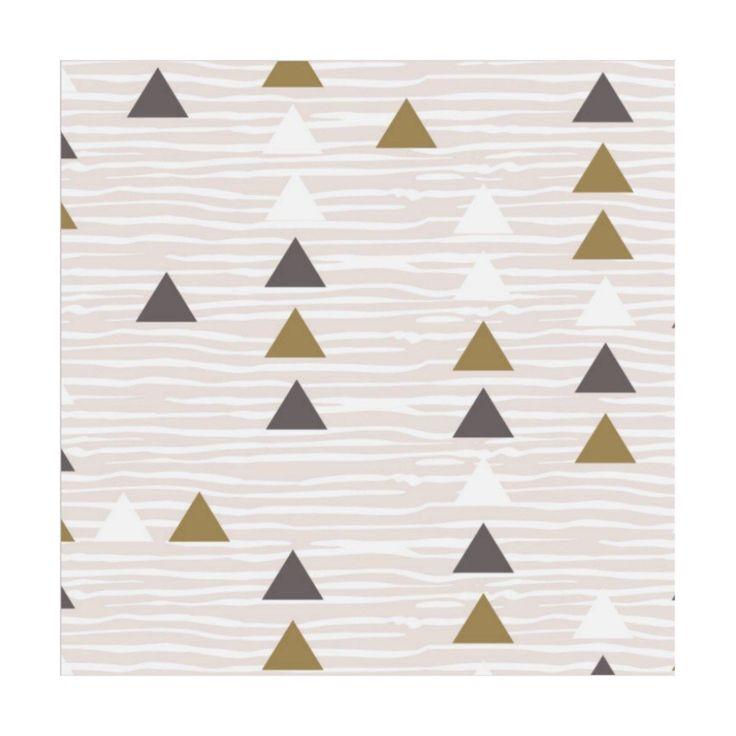 Table Basse Pieds Métalliques 60×60 Cm – Inspiration Ethnique – Taille : Taille Unique