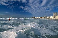 Copacabana (Rio de Janeiro) - Wikipedia, the free encyclopedia