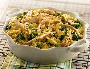 RSG - Dis die een! || Resepte || Rysgereg met hoender en broccoli