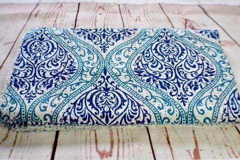 Royal Blue Kantha Quilt