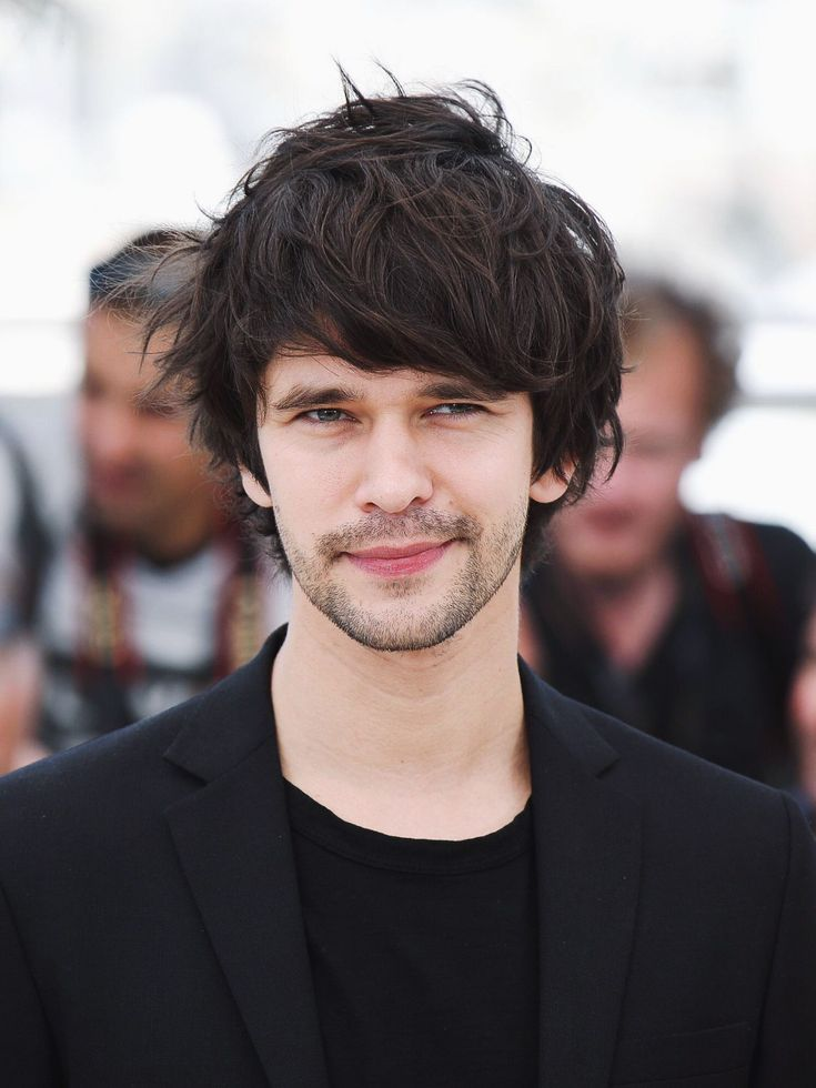 Ben Whishaw attends a photocall for 'The Lobster' during the 68th annual Cannes Film Festival on May 15, 2015 in Cannes, France.