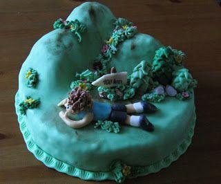 Moje tvořeníčko...: Moje dortování ...